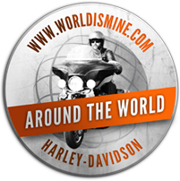AROUND THE WORLD – HARLEY DAVIDSON